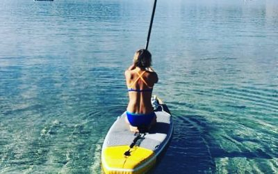 SUP Yoga is coming to North Mallorca